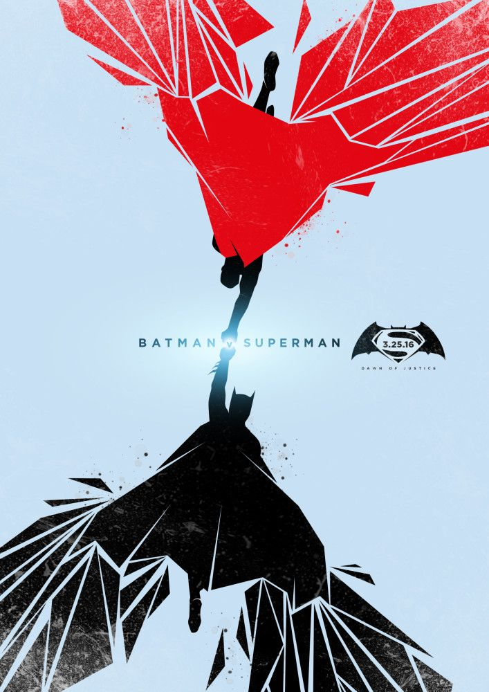 BATMAN v SUPERMAN - visit to grab an unforgettable cool 3D Super Hero T-Shirt!