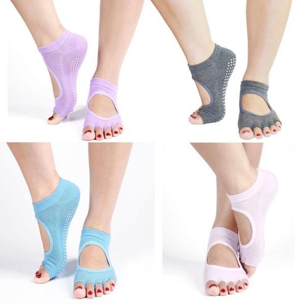 Half Toe Yoga Socks //Price: $8.00 & FREE Shipping //     #fit #football