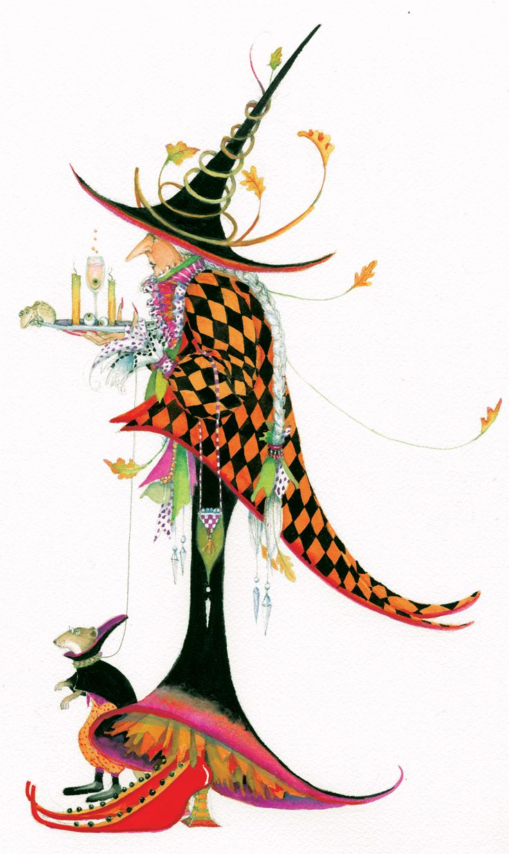 Witch Apprentice / Patience Brewster Blog October 2015