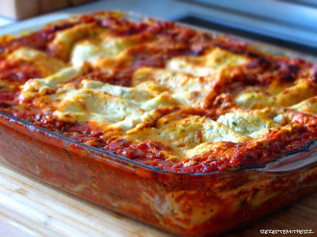 Lasagne - auf meine Art