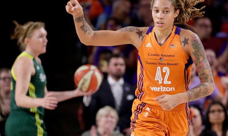 Brittney Griner leads Mercury past Storm = With Diana Taurasi spending much of the first half on the bench with three fouls, the Phoenix Mercury appeared to be in trouble against the Seattle Storm in Wednesday's WNBA Playoffs first-round matchup. But the Mercury still had.....