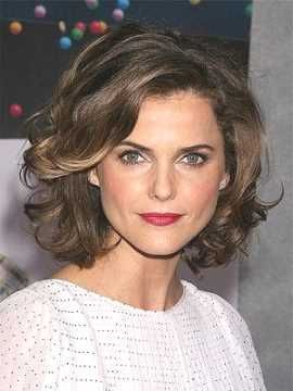 step cut hairstyle for short curly hair - http://www.gohairstyles.net/step-cut-hairstyle-for-short-curly-hair-13/