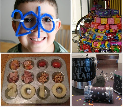 New Year Party Ideas {activities, printables, & food}