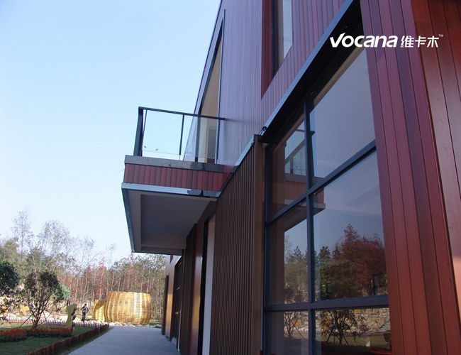 Exterior Wall Covering Ideas Cow Panel Rail System
