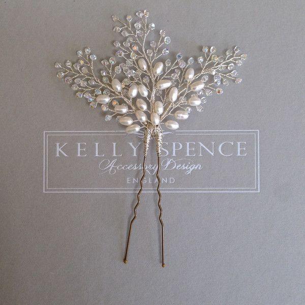 Kelly Spence Bethany Hairpin