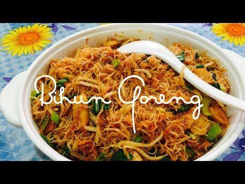 Resepi Bihun Goreng Ringkas Sedap Youtube Turkish Moussaka Recipe Moussaka Recipe Malaysian Food