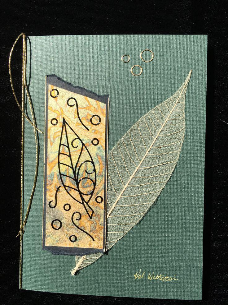 Card by Val Wettstein