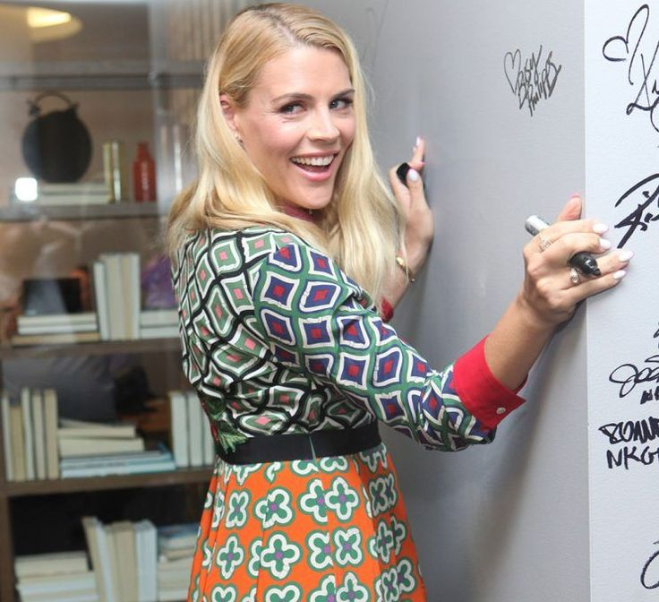 Busy Philipps is extraordinary at a lot of things. Including being relatable.