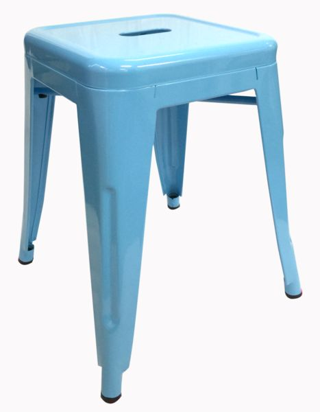 Buy Replica Tolix Stool 45cm Light Blue Online at Factory Direct Prices w/FAST, Insured, Australia-Wide Shipping. Visit our Website or Phone 08-9477-3441