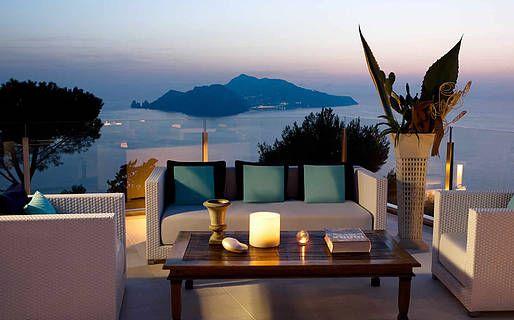 Relais Blu Belvedere 4 Star Hotels Massa Lubrense