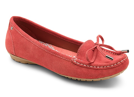 RockPort - adiprene + machine-washable (ETTY PLAIN MOC, SALMON PINK) Perfect!