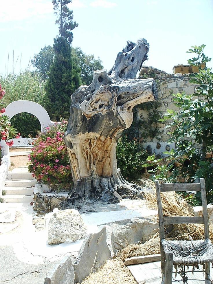Lychnostatis Open Air Museum, Crete