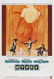 Gypsy Poster