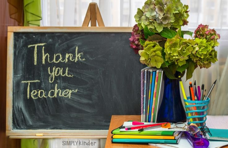 A letter to my favorite teacher Mrs. Fox.  An apology and appreciation!
