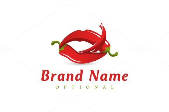 For sale. Only $29  #lips #chili #pepper #spicy #woman #hot #saliva #tongue #kiss #vegetable #crisp #tasty #love #fresh #sauce #restaurant #food #eat #fruit #human #creative #mouth #farm #organic #logo #design #template