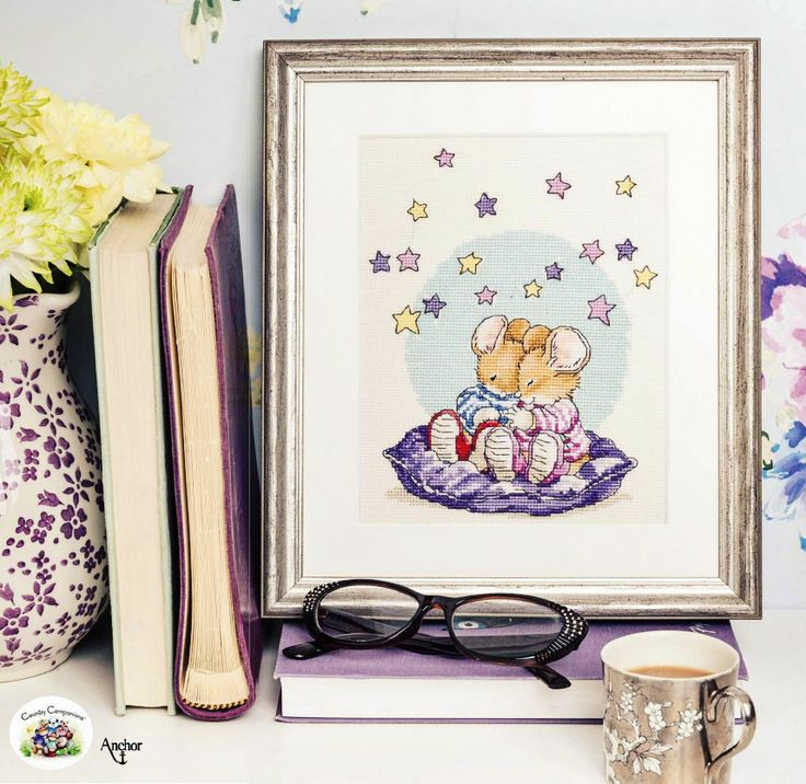 Twice a Mice - Available in Cross Stitch Crazy  192