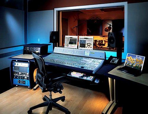Recording Studio for da house, Home Recording Studio Setup, Home Studio Setup, Music Studio Room, Audio Studio, Studio Ideas, Video Editing Studio, Home Studio Musik, Home Music Rooms, Band Rooms