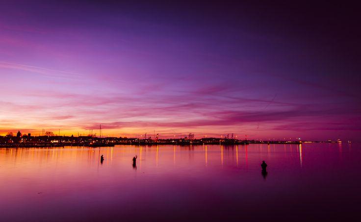 Fjord Sunset by Jens Krüßmann on 500px