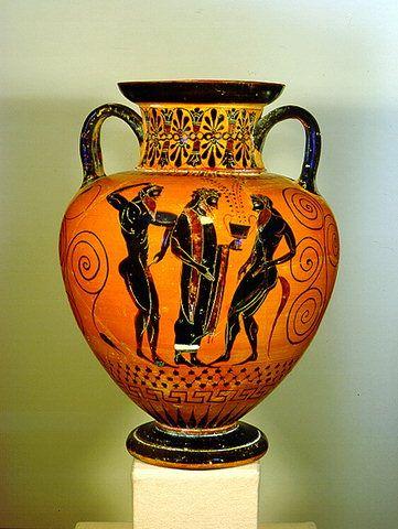 25+ best ideas about Greek art on Pinterest | Ancient greek art ...