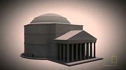 roman pantheon - YouTube