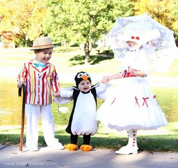 28 DIY Halloween Costume Ideas {child, family, adult} via @tipjunkie...f you're looking for a unique family fun Halloween, then check out these best Halloween costumes to dress up as characters from books or movies, funny one's that bring a laugh, as well as couple and group costume ideas. #besthalloweencostumes