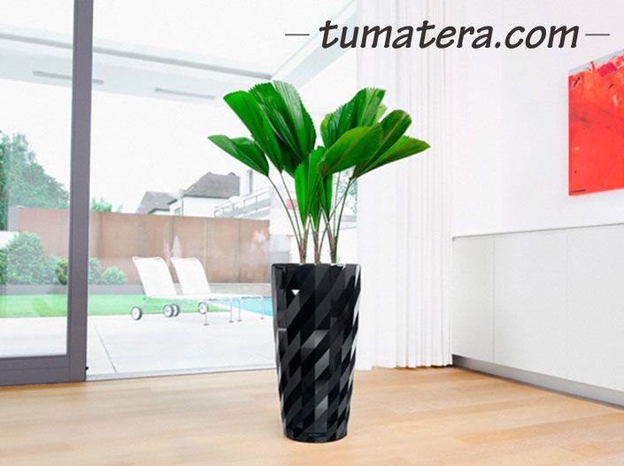 Matera redonda con un diseño elegante y moderno. Encuentralas en: http://www.tumatera.co/products/matera-inteligente-23-mi-4075diamante/