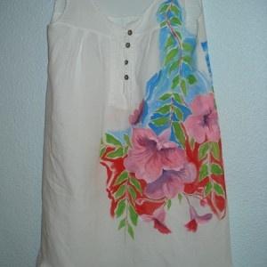 vestido-blanco-pintado-a-mano