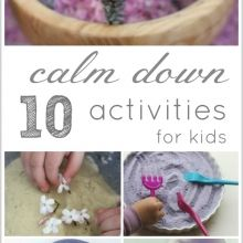 10 calmantes Activités pour Vent Down Time