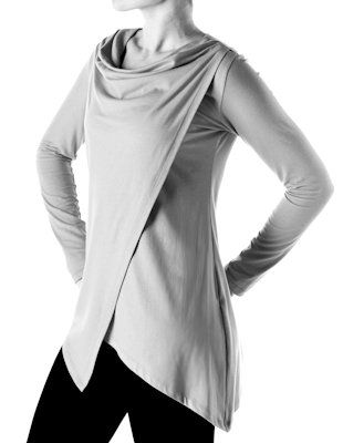 PAI Top | #FIG Clothing | #Travel wear - 100% made in Canada