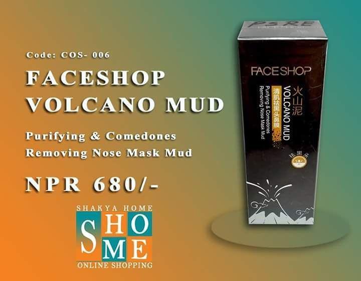 #facewash #volcanomud #purifying #removing #nose #mask #mud #makeup #cosmetic http://ameritrustshield.com/ipost/1544826360915038921/?code=BVwU2PyABLJ