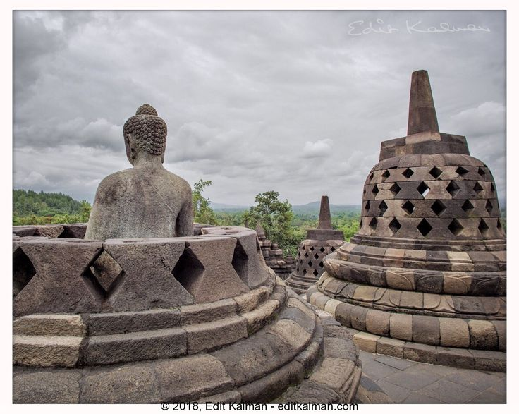 The Path of the Buddha #Ancient, #Asia, #Borobudur, #Buddha, #Buddhism, #Buddhist, #Heritage, #Holy, #Indonesia, #Jogja, #Pilgrimage, #Sculpture, #Statue, #Stupa, #Temple, #Tourism, #Travel, #Yogyakarta - https://goo.gl/Z5QHfZ
