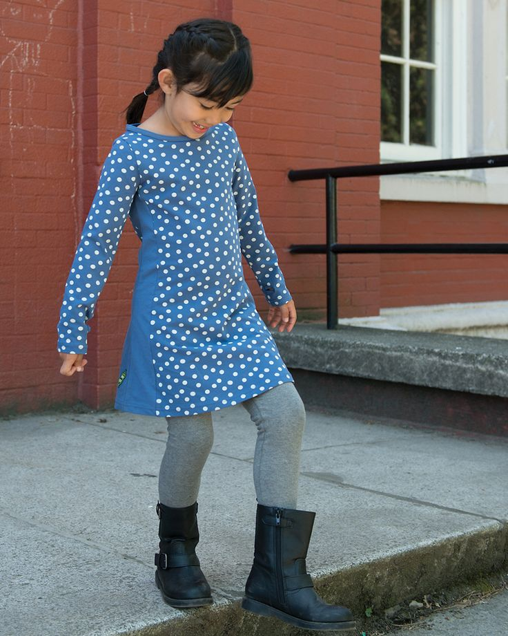 Warm Way Leggings | Girls Back-to-School Collection | www.peekaboobeans.com