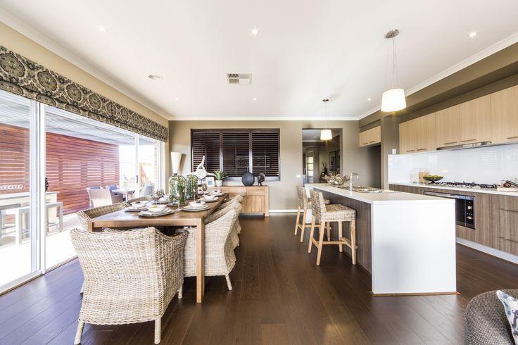 Leon - Simonds Homes #interiordesign #dining