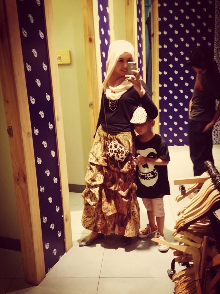 Rok batik #batikindonesia