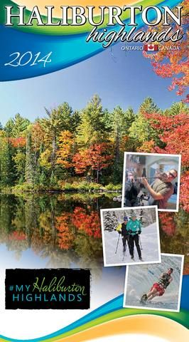 #MyHaliburtonHighlands 2014 Destination Guide