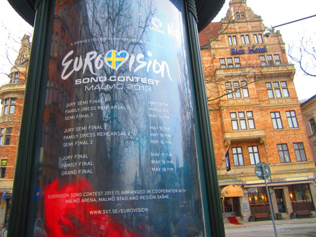 Eurovision 2013 Ticket is Sold Out! :(