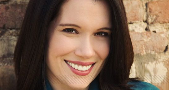 Monica Rial- the sweetest voice actor I've ever met.