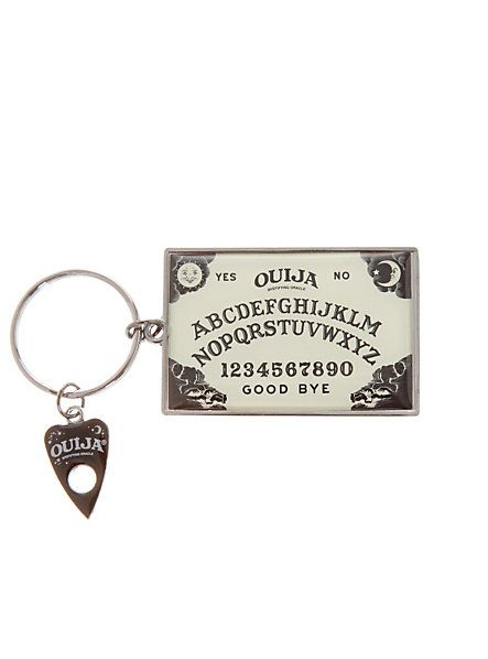 Ouija Board Key Chain | Hot Topic