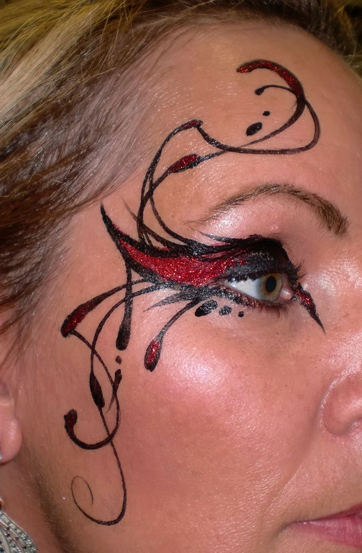 Face Painting Illusions and Balloon Art, LLC: Face Painting Illusions and Balloon Art - Paschur's Eye Design