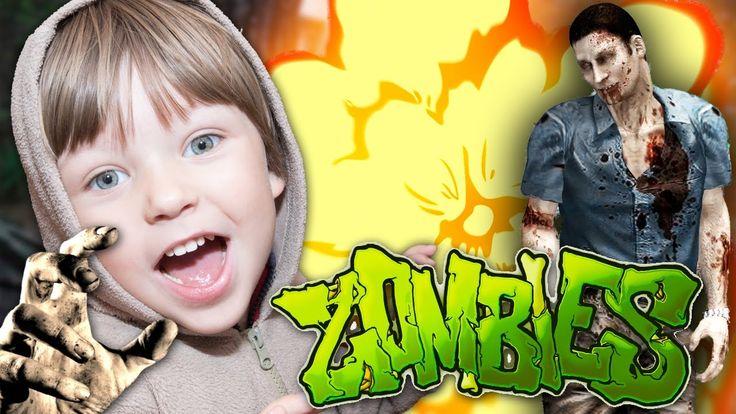 War - ZOMBIE Apokalypse ВОЙНА с Зомби Выживание в одиночку