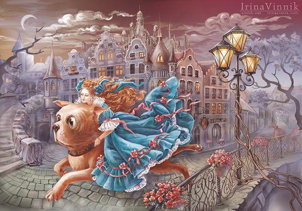 H.C. Andersen's Fairy Tales Illustrations