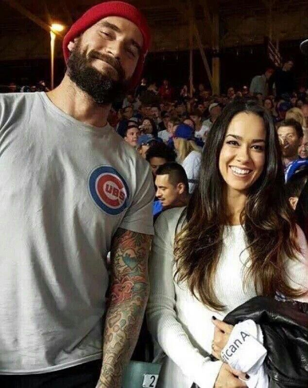NEW AJPunk PIC!!! I think he's into the whole No Shave November thing. LOL