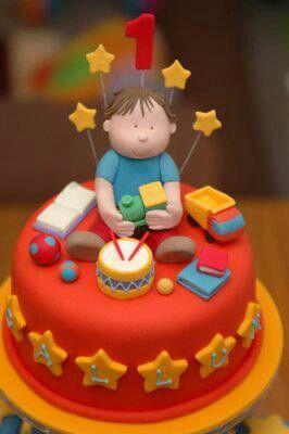torte con personaggio