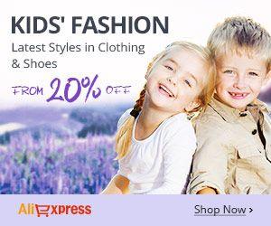Kids' Fashion--Latest Style