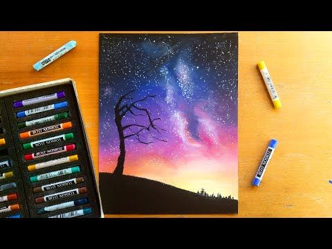 Tutorial - Drawing in Soft Pastels (Basics) - YouTube