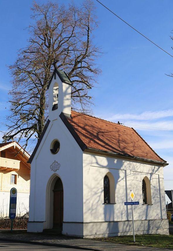 Egling-Attenham, Ortskapelle St. Florian