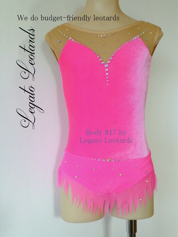 New #PinkLeotard from #LegatoLeotards. Like us on facebook to see our #NewLeotards: /LegatoLeotards.