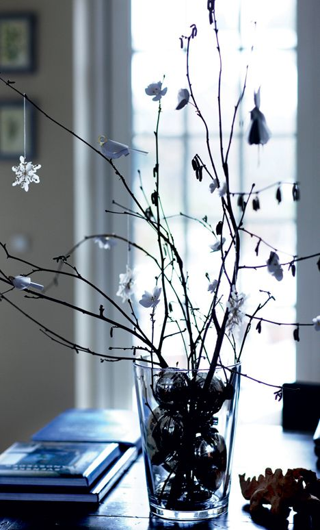 Christmas time in an old Danish villa | BoligLiv