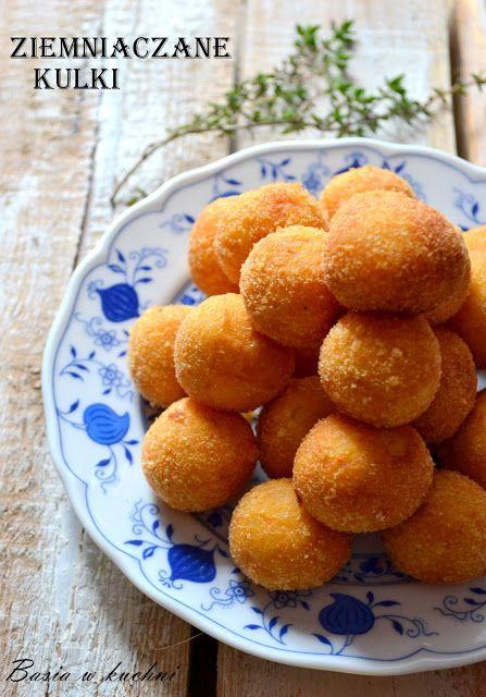Basia w kuchni: Domowe ziemniaczane kulki alternatywa dla frytek