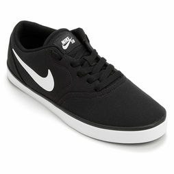 Tênis Nike SB Check Canvas - Preto+Branco